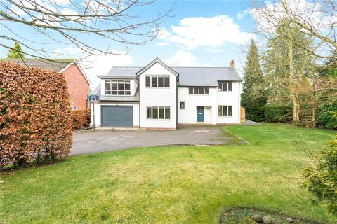 4 bedroom detached house for sale - Mottram Road, Alderley Edge, Cheshire, SK9