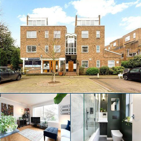 1 bedroom flat for sale - Gore Road, South Hackney, London, E9