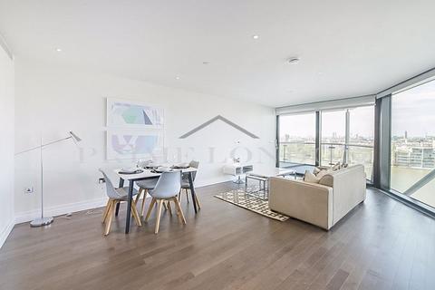 2 bedroom apartment to rent - Two Riverlight Quay, Nine Elms, London