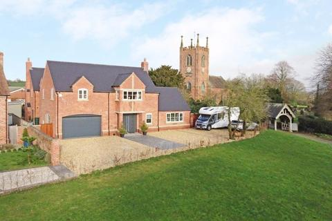 4 bedroom detached house for sale - Church View House, Seighford, Staffordshire