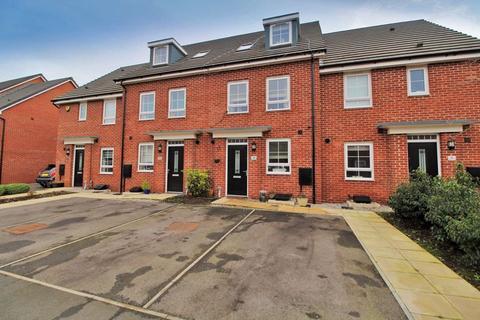 4 bedroom townhouse for sale - Canal Wharf, Tarleton, Preston