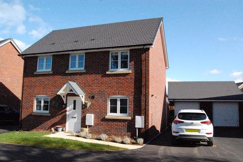 3 bedroom detached house for sale - Cheviot Drive, Hereford