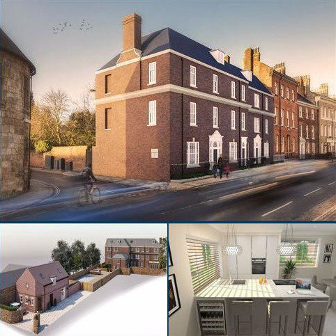 2 bedroom terraced house for sale - The Mews, Bootham House, York