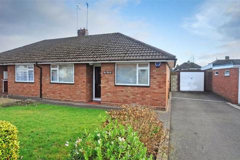 2 bedroom semi-detached bungalow for sale - 6, Bramber Drive, Wombourne, Wolverhampton, South Staffordshire, WV5