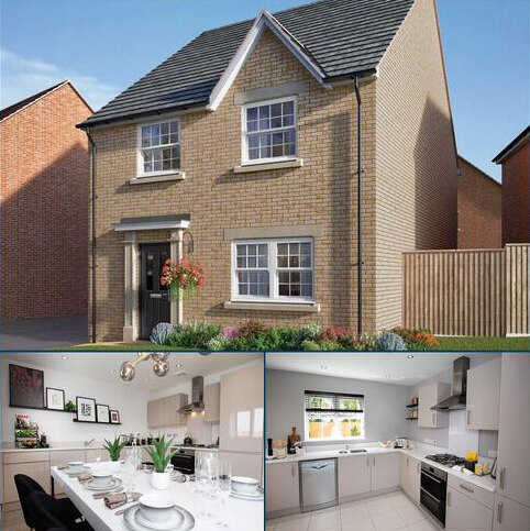 4 bedroom detached house for sale - Plot 24, The Mylne at Kingsley Place, Uffington Road, Barnack, Cambridgshire PE9