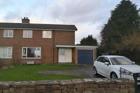 3 bedroom semi-detached house to rent - West Brownrigg Cottages, Plumpton, CA11 9PF