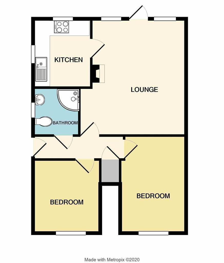 Floorplan: 17 Mayfields Keynsham BS311 BW print.JPG
