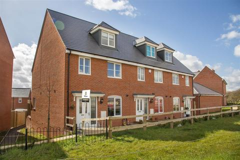 4 bedroom end of terrace house for sale - Purnell Walk, Aylesbury