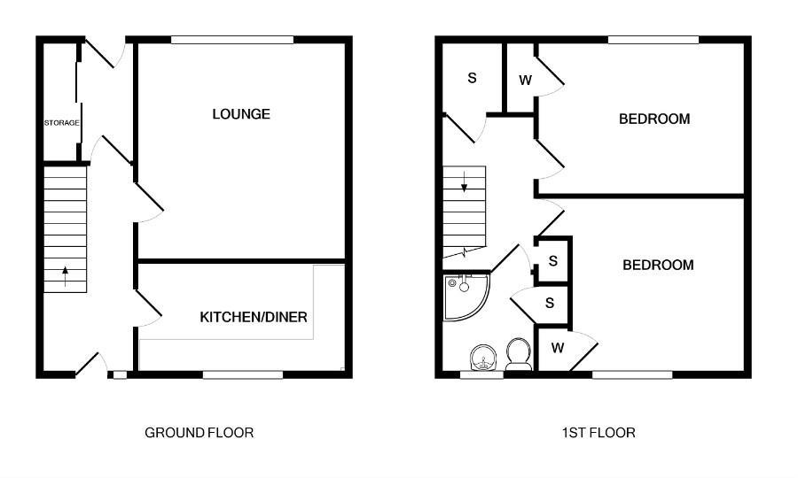 Floorplan: 33 KINNEFF CRESCENT, DUNDEE, DD3 9 RF Plan.jpg