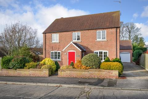 4 bedroom detached house for sale - Gill Croft, Easingwold, York