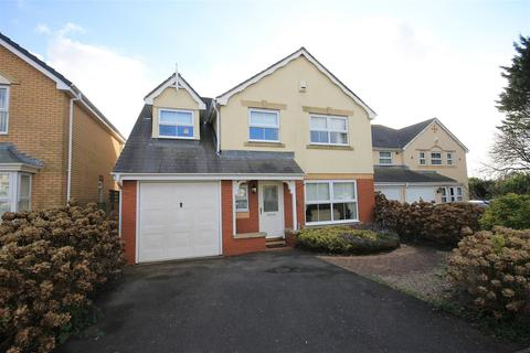 5 bedroom detached house for sale - Clos Ffawydden, Ystradowen, Cowbridge
