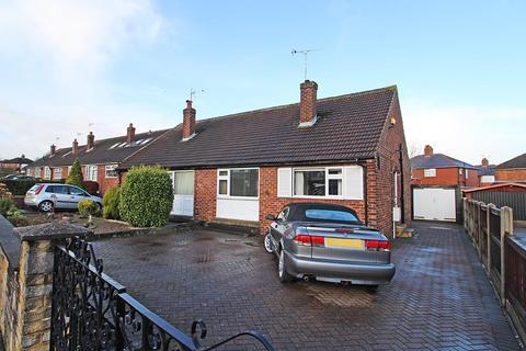 2 bedroom semi-detached bungalow - Hill Top Crescent, Harrogate