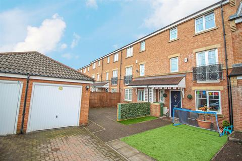 4 bedroom terraced house for sale - Ovett Gardens, Gateshead