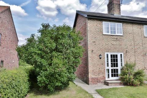 2 bedroom end of terrace house to rent - Meltonby