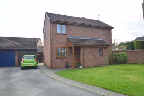 3 bedroom detached house for sale - Juniper Rise, Macclesfield