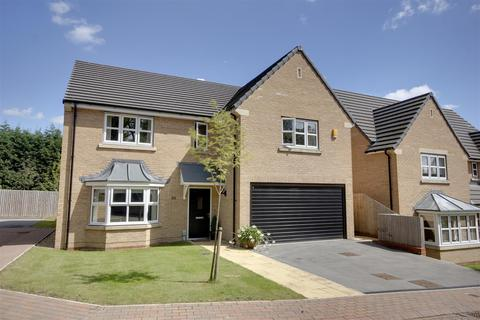4 bedroom detached house for sale - Nursery Close, Swanland