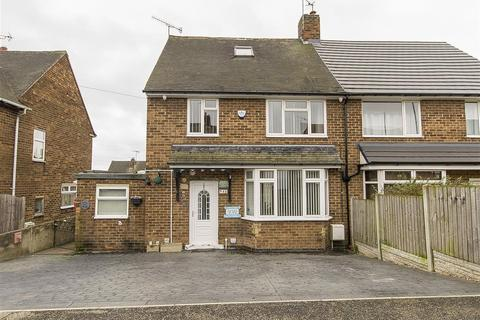 4 bedroom semi-detached house for sale - Hillman Drive, Inkersall, Chesterfield