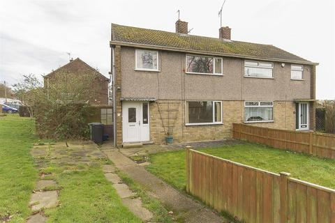 3 bedroom semi-detached house for sale - Carr Vale Road, Bolsover, Chesterfield
