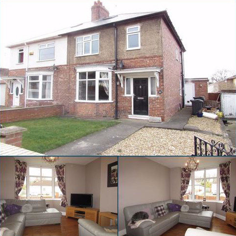 3 bedroom semi-detached house to rent - Belgrave Terrace, Hurworth