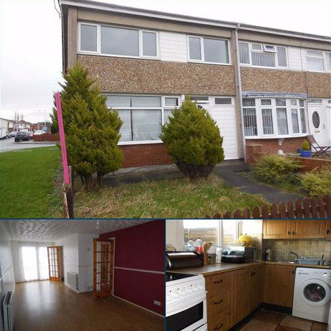 2 bedroom terraced house to rent - Moulton Way, Darlington