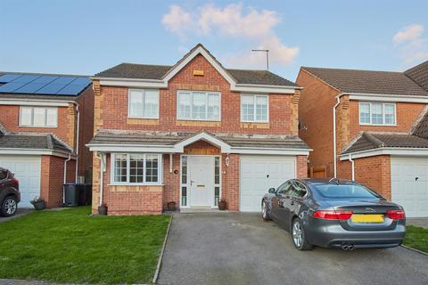 4 bedroom detached house for sale - Mallard Drive, Hinckley