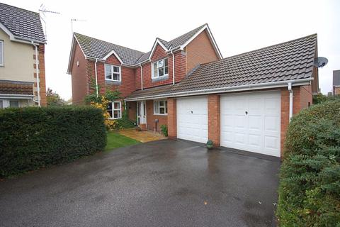 4 bedroom detached house to rent - Larch Close, Ruskington, Sleaford