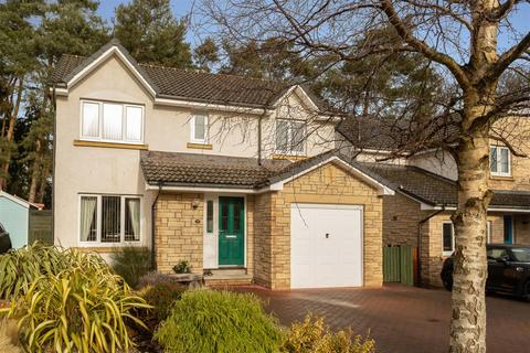 4 bedroom detached house for sale - Coats Drive, Luncarty, Perth