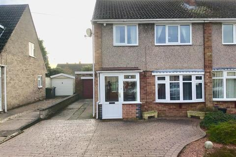 3 bedroom semi-detached house for sale - Torrington Avenue, Stafford, ST17 0JF