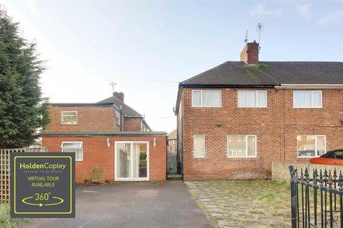 3 bedroom end of terrace house for sale - Andover Close, Beechdale, Nottinghamshire, NG8 3HE
