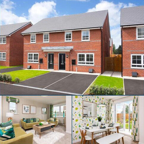 3 bedroom semi-detached house for sale - Plot 40, Maidstone at Imagine Place, Hale Road, Speke, LIVERPOOL L24