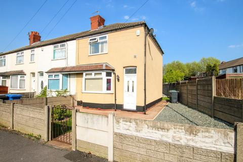 2 bedroom semi-detached house to rent - Vale Avenue, Warrington, WA2