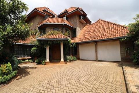5 bedroom house - Kilimani, Dennis Pritt Road, Nairobi