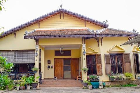 4 bedroom villa - #459, st.201, Sangkat Kampong Samnanh, Kandal Province, KHSV02