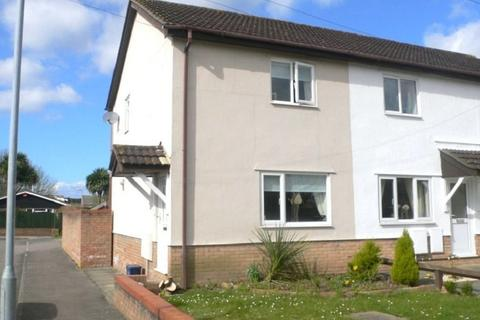 2 bedroom end of terrace house to rent - Cobb Crescent, Caldicot