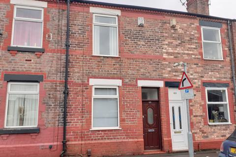 2 bedroom terraced house to rent - Scott Street, Warrington WA2