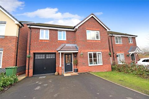 4 bedroom detached house for sale - 28 Saxon Drive, Newport, Shropshire, TF10