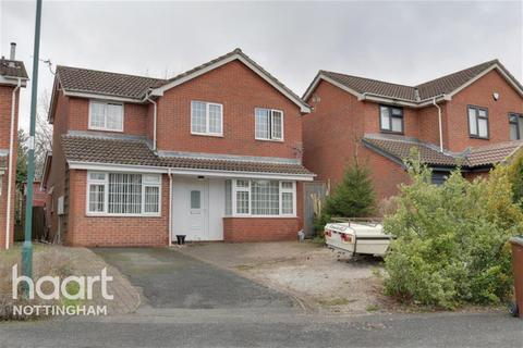 4 bedroom detached house to rent - York Drive, NG8