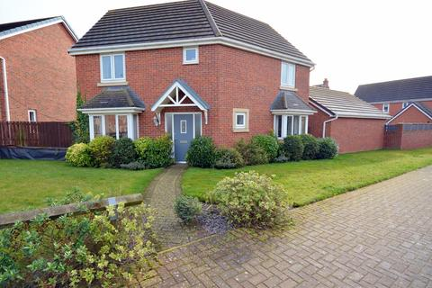 3 bedroom detached house for sale - Nelson Walk, Whitworth, Spennymoor, DL16 7RH