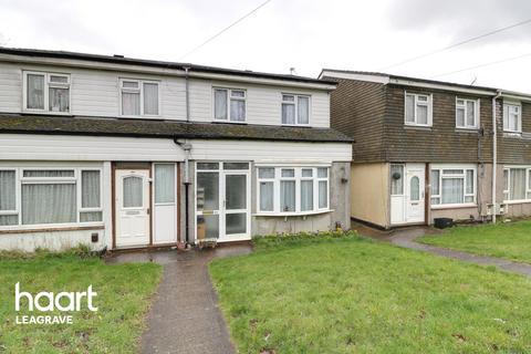 3 bedroom semi-detached house for sale - Hurlock Way, Luton