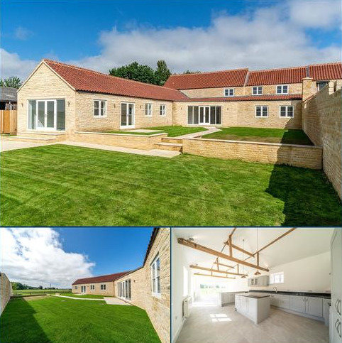 5 bedroom character property for sale - The Barns, Home Farm, Bitchfield, Grantham, NG33
