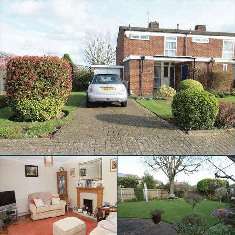 3 bedroom end of terrace house for sale - Hayesford Park Drive, Bromley, Kent