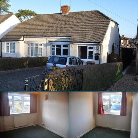 2 bedroom semi-detached bungalow for sale - Port Road, Duston