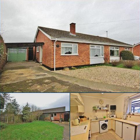 2 bedroom semi-detached bungalow for sale - Ellis Close, Cottenham