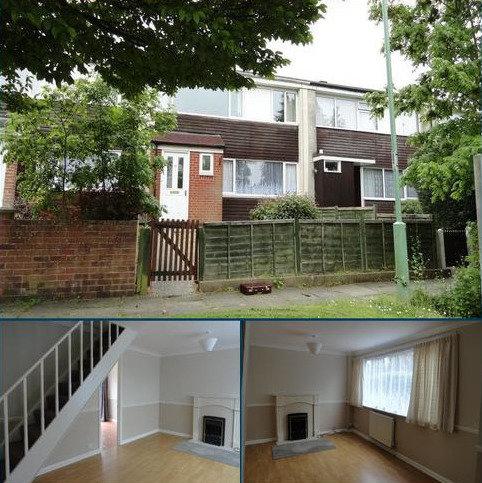 3 bedroom terraced house to rent - Churchill Drive, Sudbury