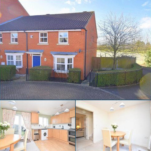 3 bedroom end of terrace house for sale - Fayrewood Drive, Great Leighs, CM3 1GY