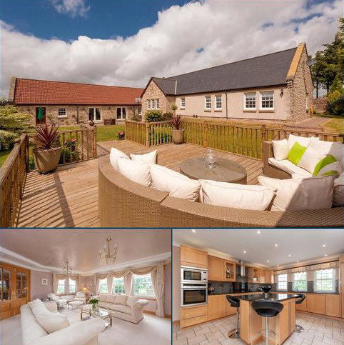 5 bedroom detached house for sale - 2 Queens View, Wester Balgedie, Kinross, KY13