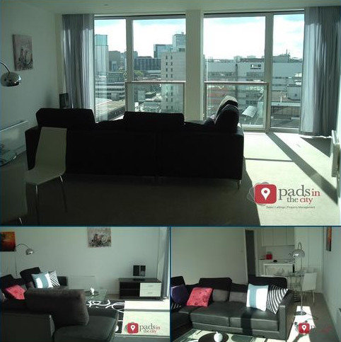 1 bedroom apartment to rent - The Rotunda, 150 New Street