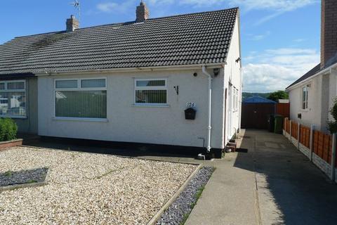 2 bedroom semi-detached bungalow for sale - Beverley Drive, Prestatyn