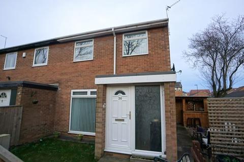 3 bedroom end of terrace house to rent - Albert Terrace, West Moor