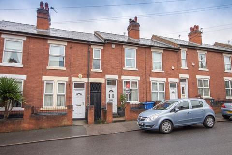 2 bedroom terraced house to rent - Sackville Street, Derby